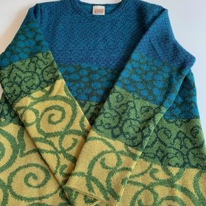 Oilily wool sweater size small